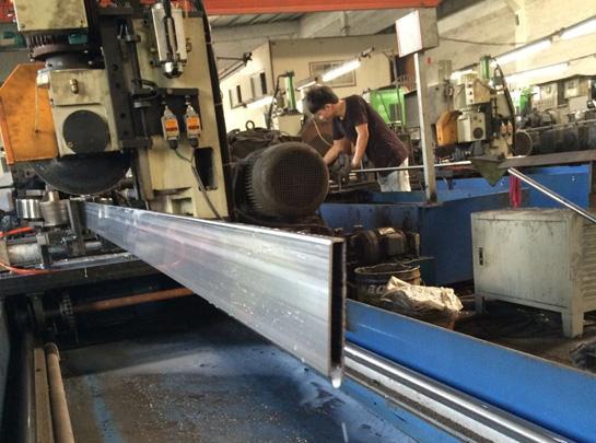 20x150不锈钢管生产设备