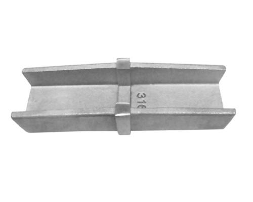 不锈钢管连接件TU-15