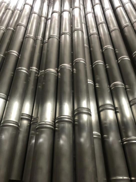 不锈钢成品(不锈钢竹节管)