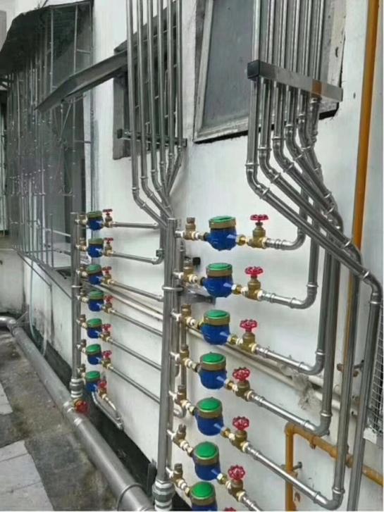 不锈钢成品(水管工程)